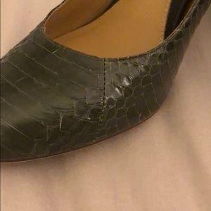 ea37203507 Lauren Ralph Lauren Shoes - Lauren by Ralph Lauren Marshall pumps olive  green